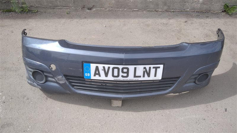 Бампер передний Opel Meriva 2009 (б/у)