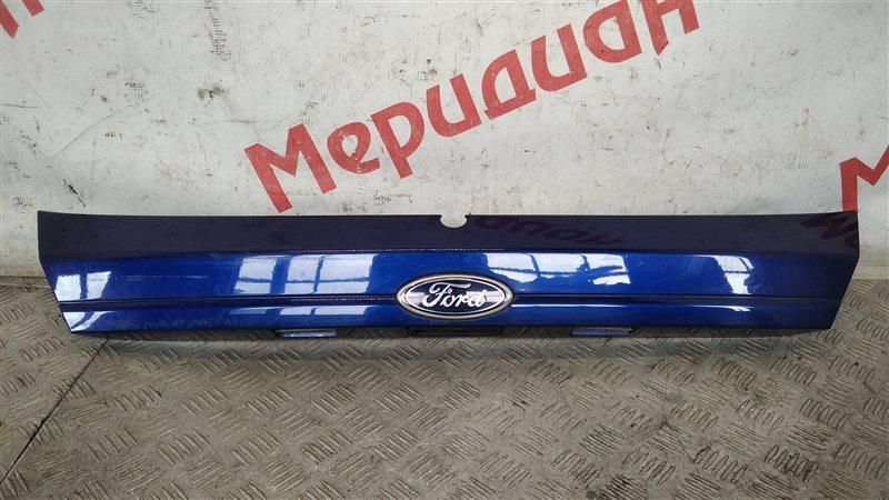 Накладка двери багажника Ford Fiesta MK6 2011 (б/у)