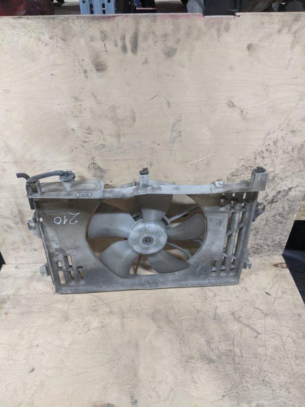 Вентилятор радиатора Toyota Avensis II 1.8 2006 (б/у)
