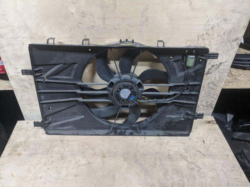 Вентилятор радиатора Chevrolet Cruze 1.6 2010 (б/у)
