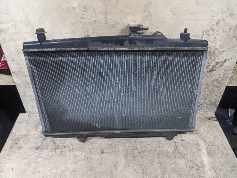 Радиатор основной Geely Mk Cross 2012 (б/у)