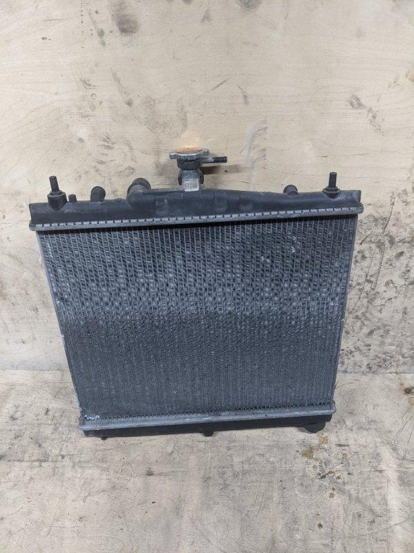 Радиатор основной Nissan Note E11 2010 (б/у)