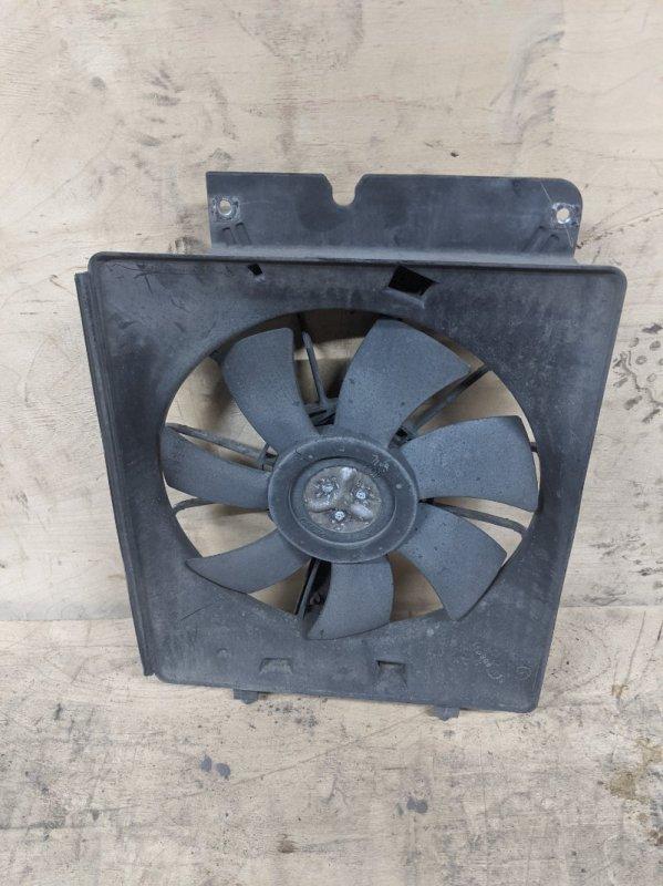 Вентилятор радиатора кондиционера Honda Cr-V II 2006 (б/у)