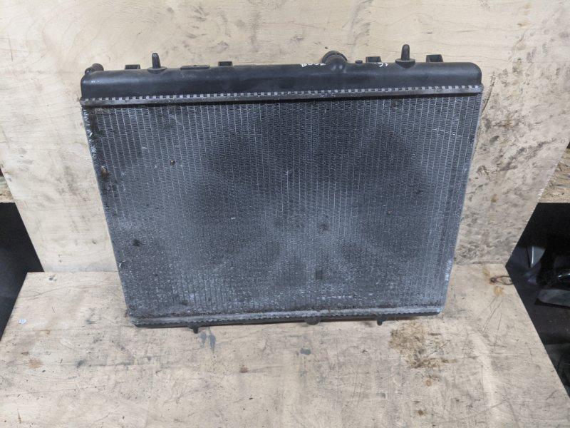 Радиатор основной Peugeot 3008 2011 (б/у)