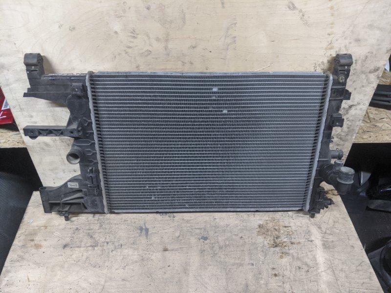 Радиатор основной Chevrolet Cruze 2012 (б/у)