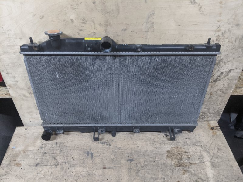 Радиатор основной Subaru Impreza G12 2010 (б/у)