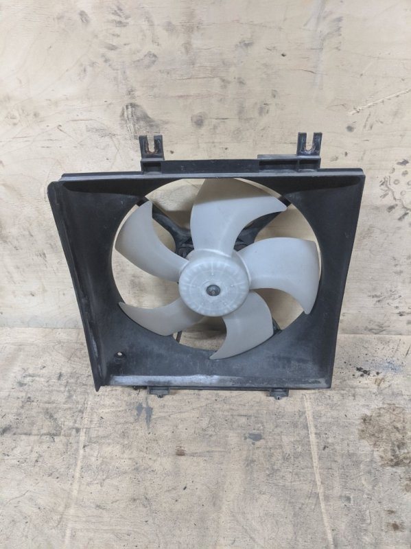 Вентилятор радиатора кондиционера Subaru Impreza G12 2010 (б/у)