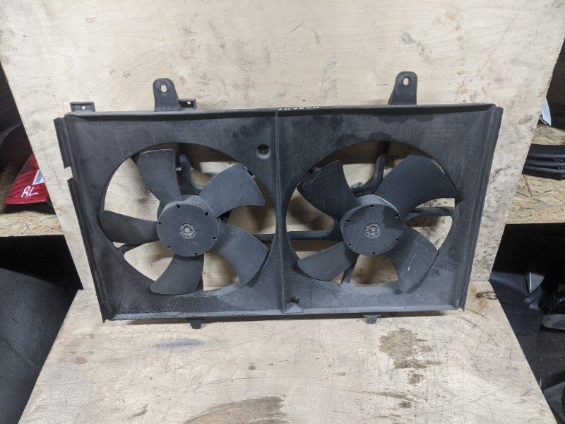Вентилятор радиатора Nissan Murano Z50 2005 (б/у)