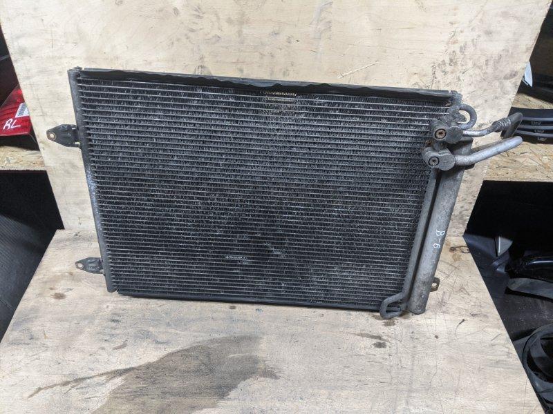 Радиатор кондиционера Volkswagen Passat B6 2.0 2007 (б/у)