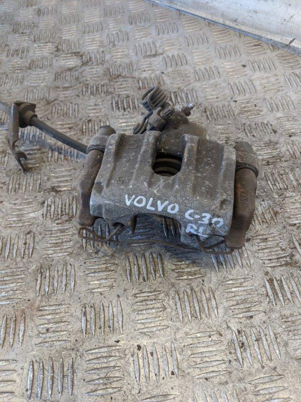 Суппорт тормозной задний левый Volvo C 30 2008 (б/у)