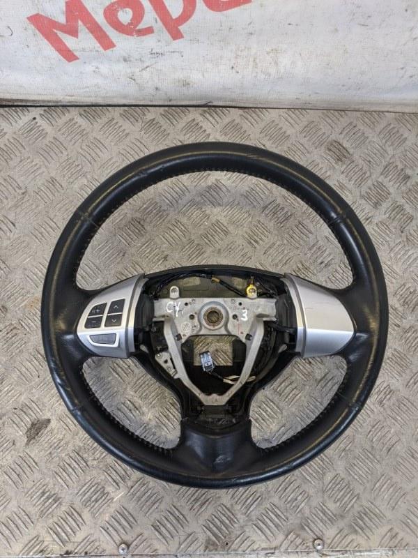 Рулевое колесо Mitsubishi Lancer 10 1.8 2008 (б/у)