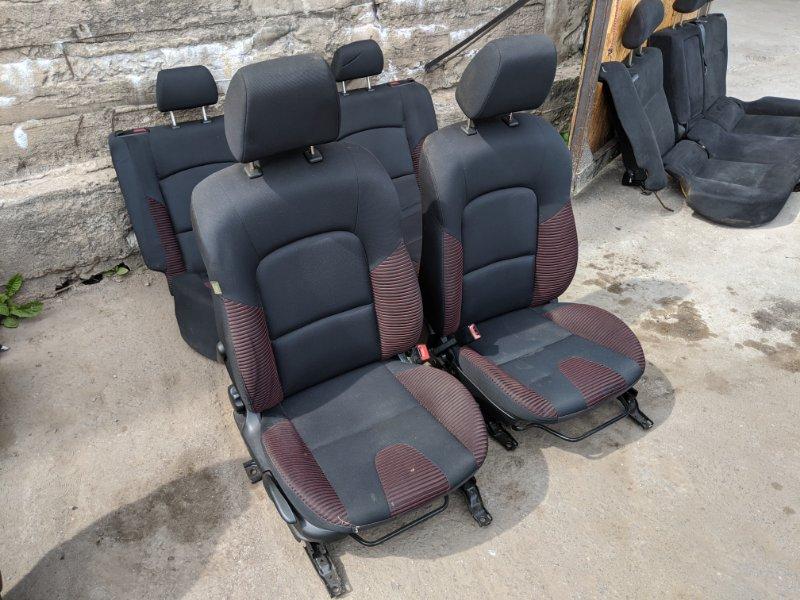 Комплект сидений Mazda 3 BK 1.6 2007 (б/у)