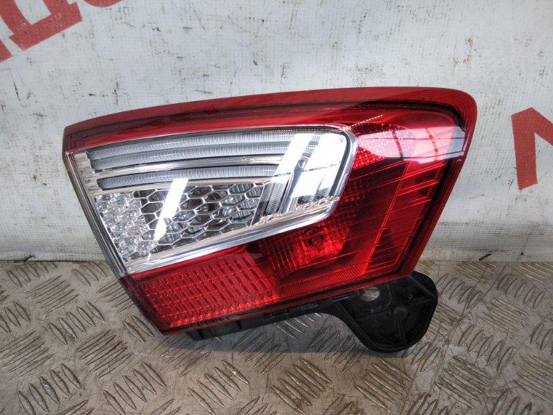 Фонарь задний внутренний левый Ford Mondeo IV 2010 (б/у)