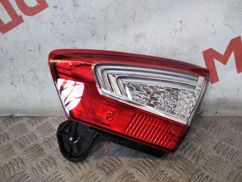 Фонарь задний внутренний правый Ford Mondeo IV 2011 (б/у)