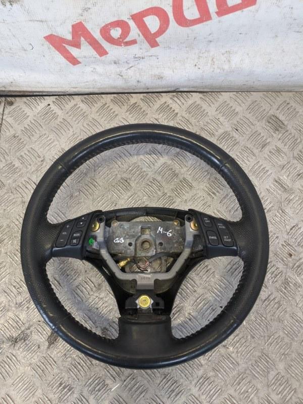 Рулевое колесо Mazda 6 GG 2.0 2006 (б/у)