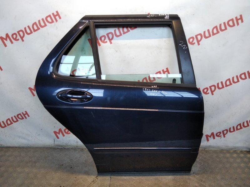Дверь задняя правая Saab 9-5 2007 (б/у)