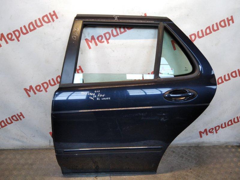 Дверь задняя левая Saab 9-5 2007 (б/у)