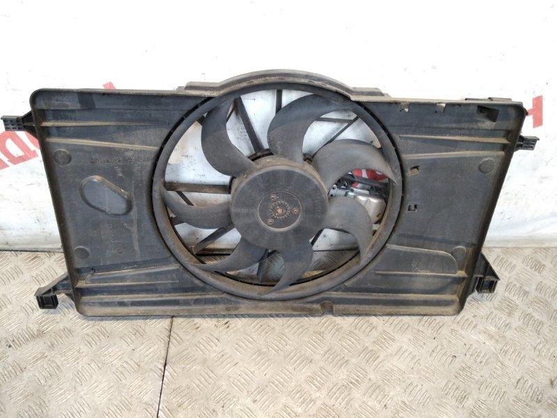 Вентилятор радиатора Volvo V50 2010 (б/у)