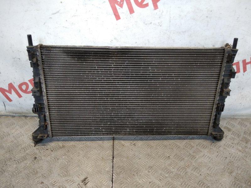 Радиатор основной Volvo V50 2010 (б/у)
