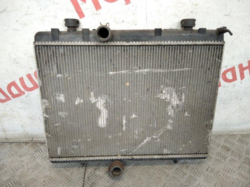 Радиатор основной Citroen C5 RD 2011 (б/у)