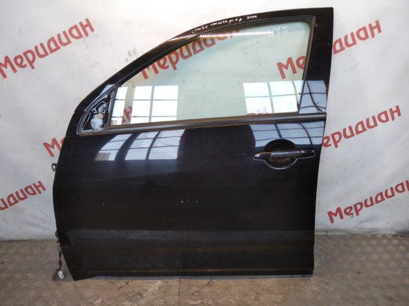 Дверь передняя левая Citroen C-Crosser 2012 (б/у)