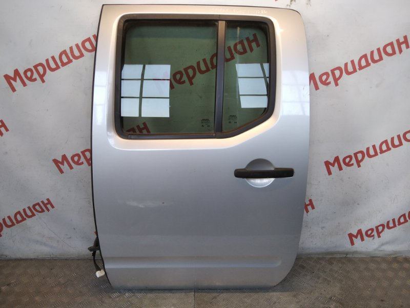 Дверь задняя левая Nissan Navara D40 2007 (б/у)