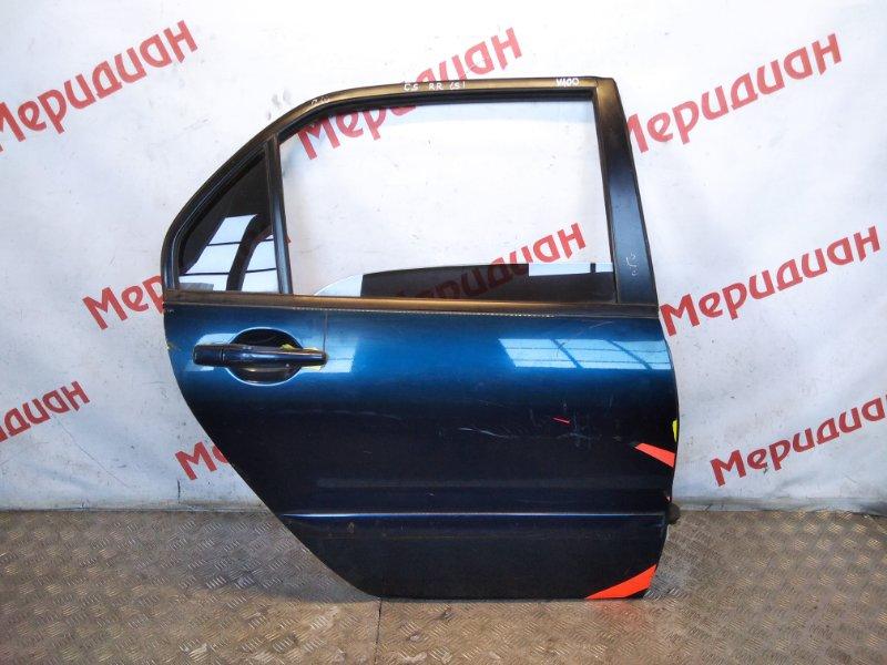 Дверь задняя правая Mitsubishi Lancer CS 2007 (б/у)