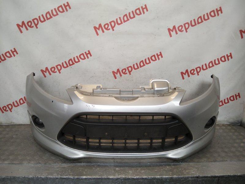 Бампер передний Ford Fiesta MK6 2011 (б/у)