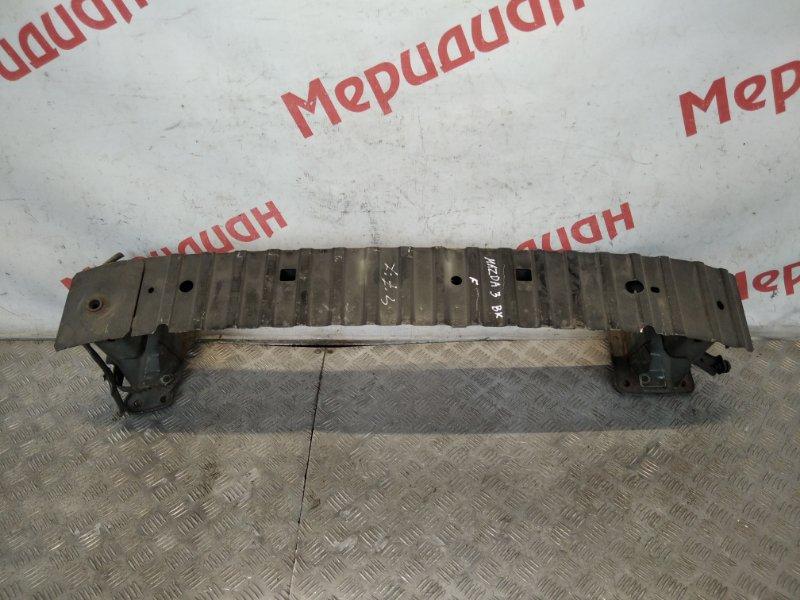Усилитель переднего бампера Mazda 3 BK 2007 (б/у)