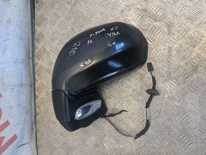Зеркало левое электрическое Peugeot 3008 1.6 2009 (б/у)