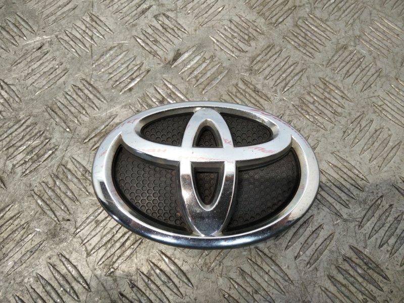 Эмблема Toyota Avensis II 2007 (б/у)