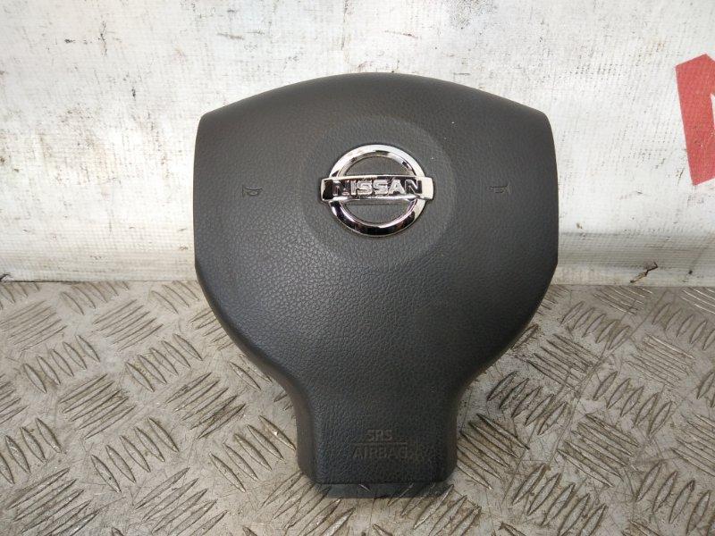 Подушка безопасности в рулевое колесо Nissan Note E11 2011 (б/у)