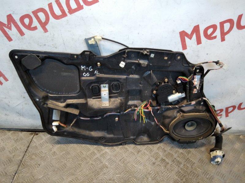 Стеклоподъемник электрический передний левый Mazda 6 GG 2005 (б/у)