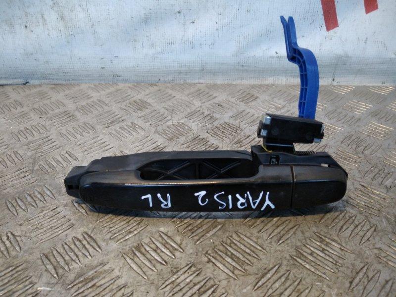 Ручка двери задней наружная левая Toyota Yaris II 2008 (б/у)