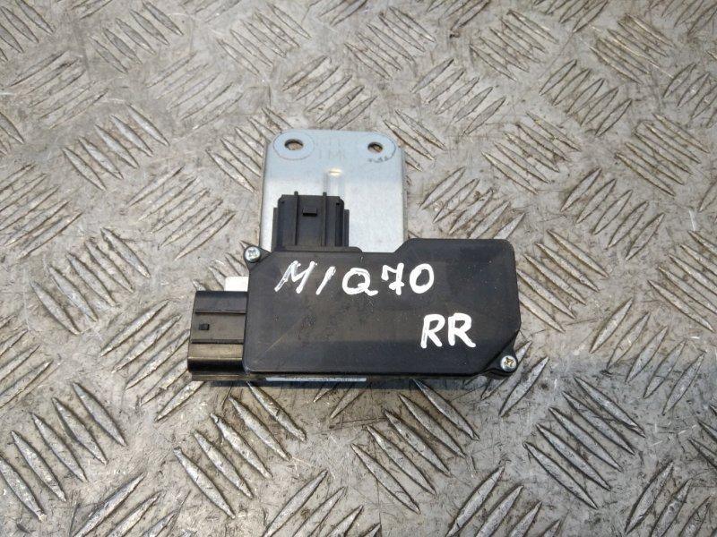 Блок электронный Infiniti M/q70 Y51 2011 (б/у)