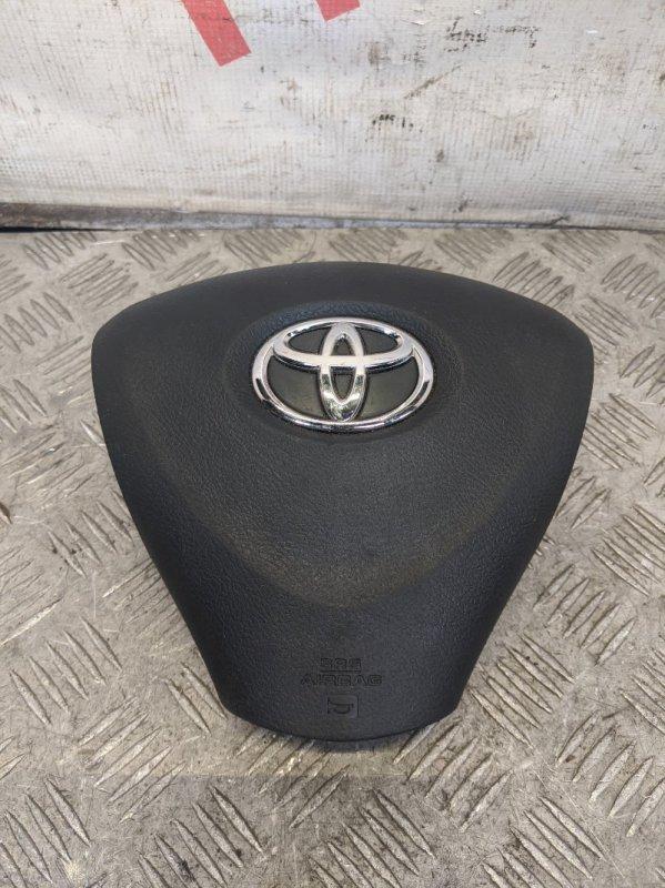 Подушка безопасности в рулевое колесо Toyota Auris I 1.6 2008 (б/у)
