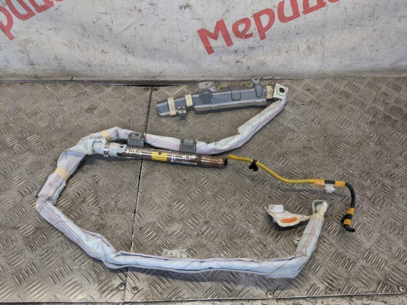 Подушка безопасности боковая (шторка) правая Toyota Auris I 1.6 2008 (б/у)