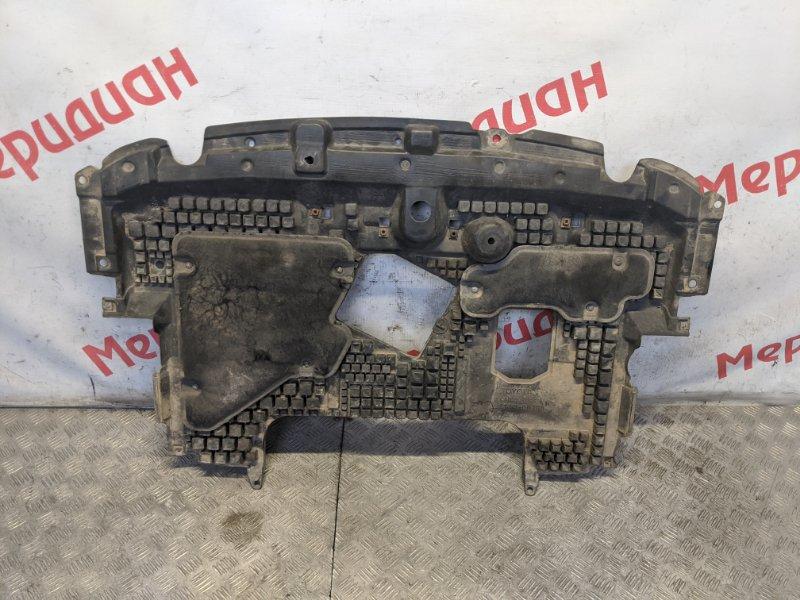 Пыльник двигателя центральный Toyota Yaris II 1.4 2008 (б/у)
