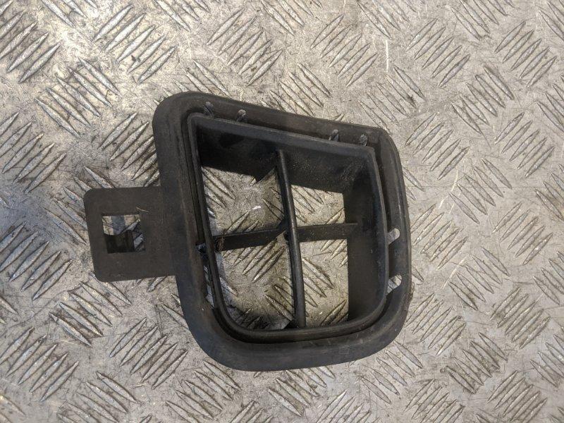 Решетка в бампер правая Honda Accord VII 2.0 2007 (б/у)