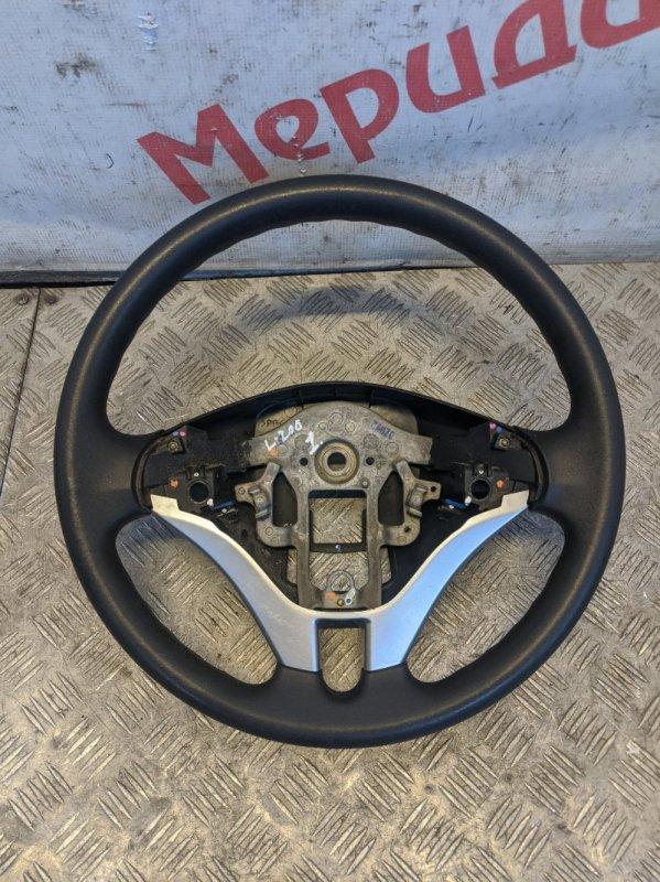 Рулевое колесо Mitsubishi L200 KB 2.5 2009 (б/у)