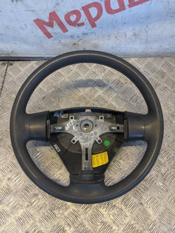 Рулевое колесо Hyundai Getz 1.4 2008 (б/у)