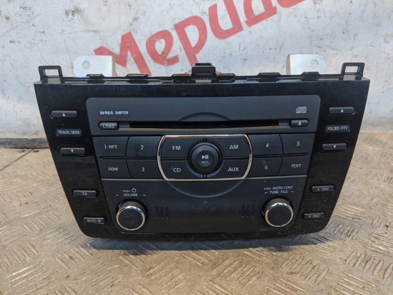 Магнитола Mazda 6 GH 2.0 2008 (б/у)