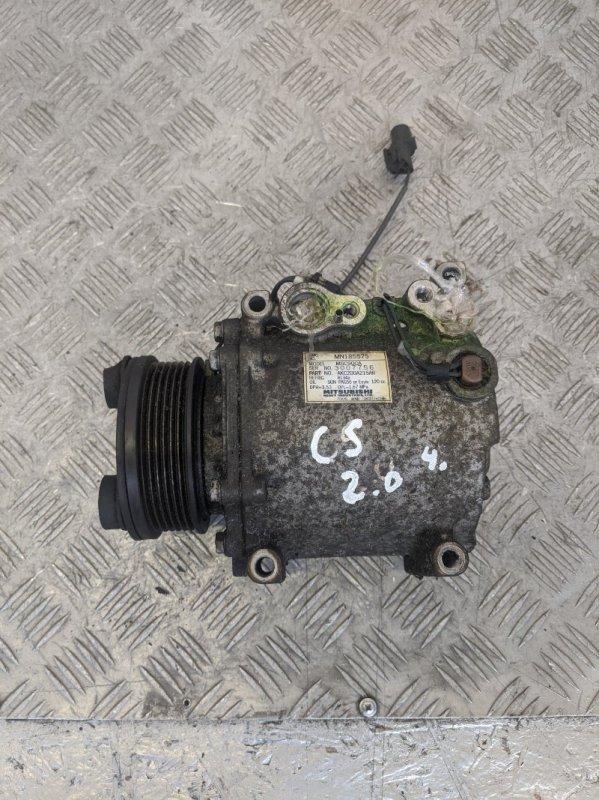 Компрессор кондиционера Mitsubishi Lancer CS 2.0 2007 (б/у)