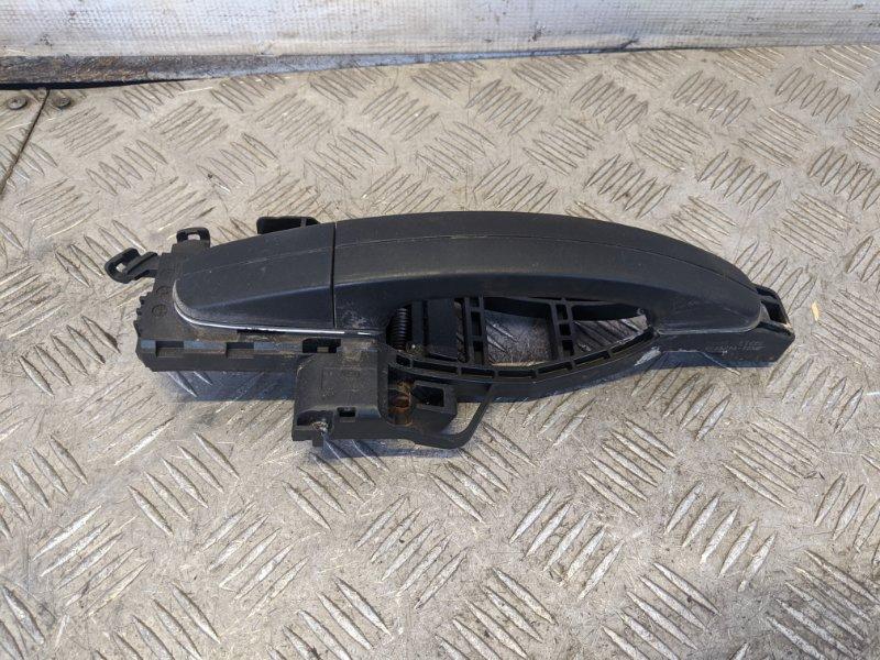 Ручка двери задней наружная правая Ford Transit/tourneo Custom 2015 (б/у)