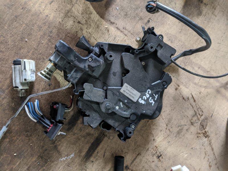 Активатор замка двери сдвижной правой Volkswagen Caravelle T5 2009 (б/у)