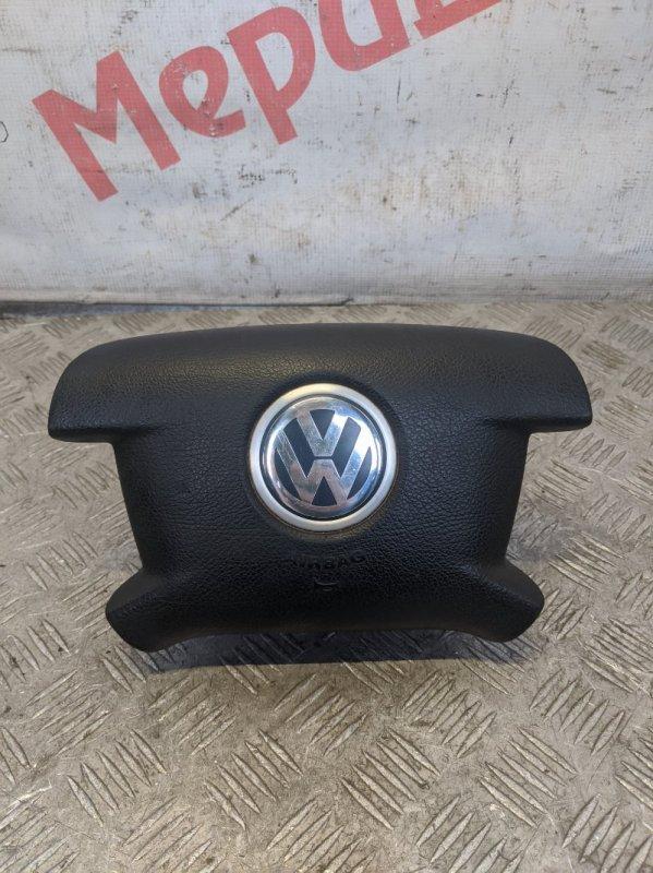 Подушка безопасности в рулевое колесо Volkswagen Caravelle T5 2009 (б/у)