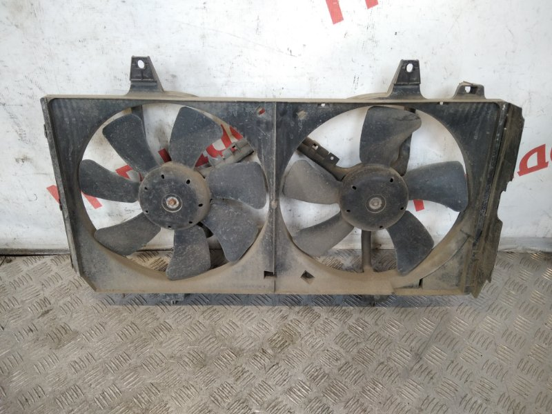 Вентилятор радиатора Nissan Primera WP11E 1.8 2000 (б/у)