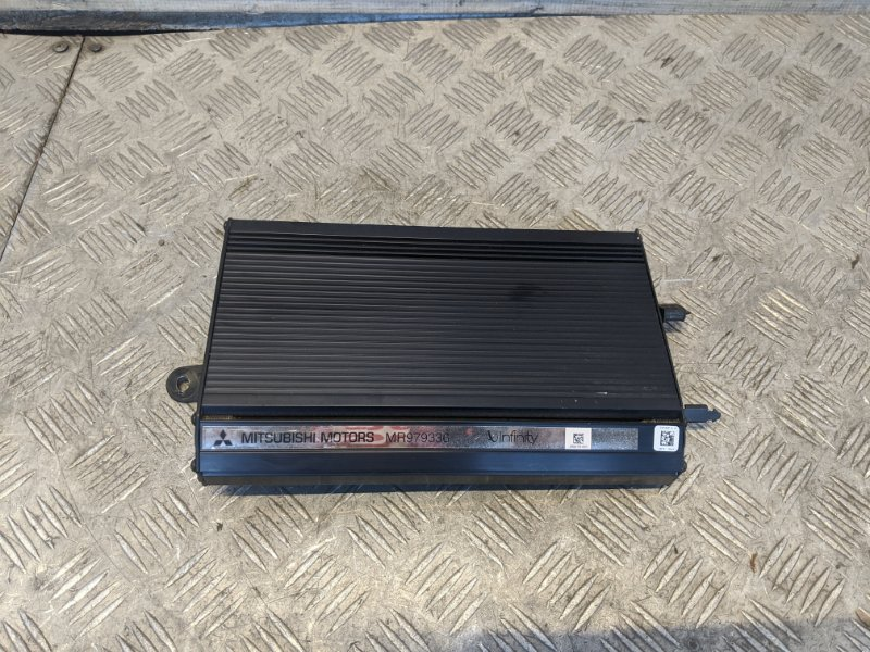 Усилитель акустической системы Mitsubishi Galant DJ 2007 (б/у)