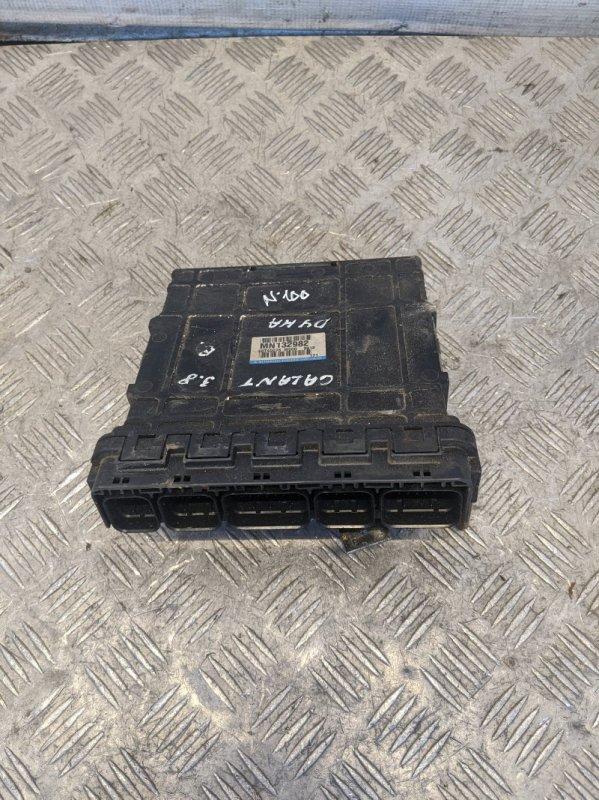 Блок управления двигателем Mitsubishi Galant DJ 3.8 2007 (б/у)