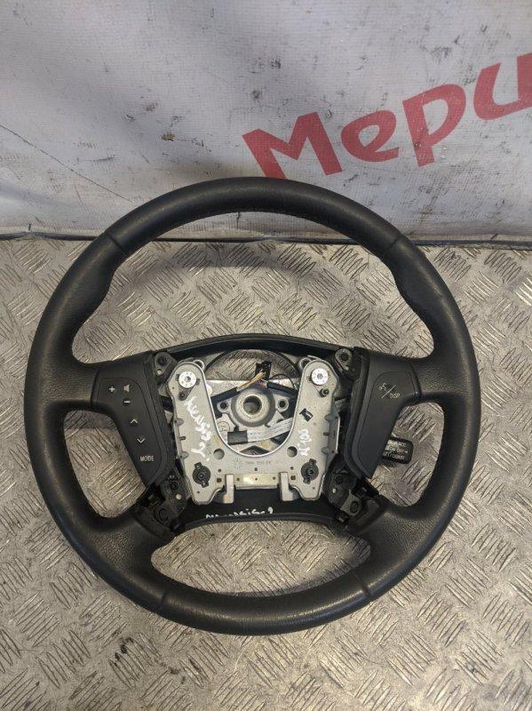 Рулевое колесо без airbag Toyota Avensis II 2005 (б/у)